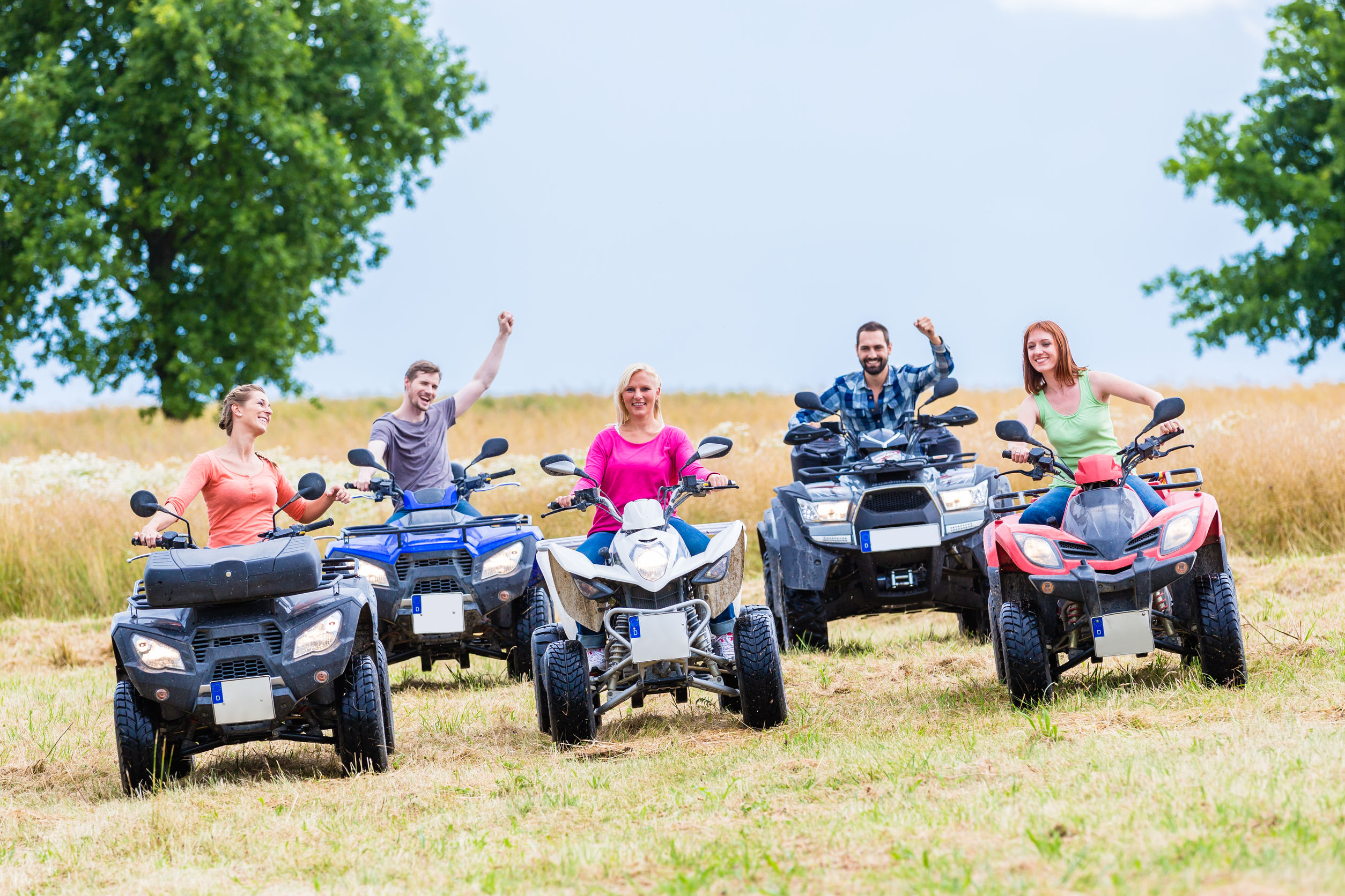 Panama City ATV Insurance